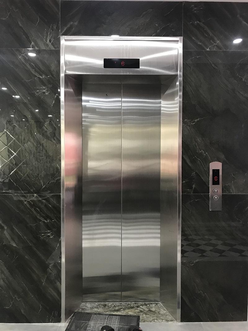 Cung cấp thang máy gia đình Galaxy tại tulip - Vinhomes Harmony